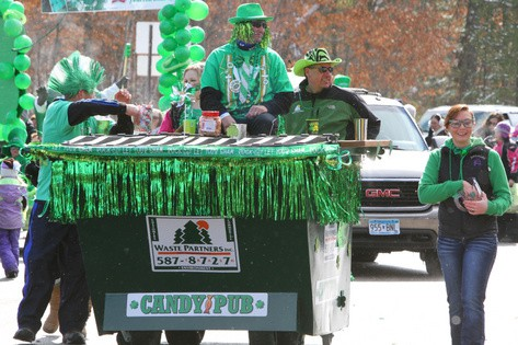 St. Patrick's Day Parade - Crosslake