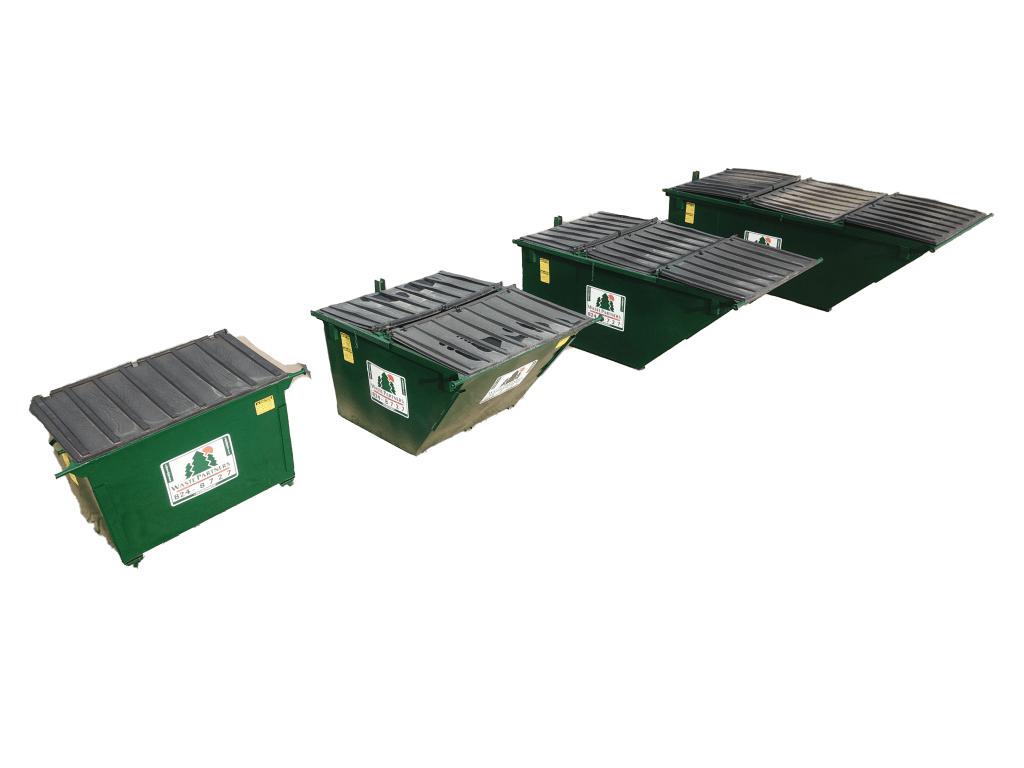 Commercial Solid Waste Collection Waste Partners Containers